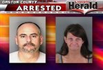 Gaston County Police Arrest Man & Woman Wanted In Murder